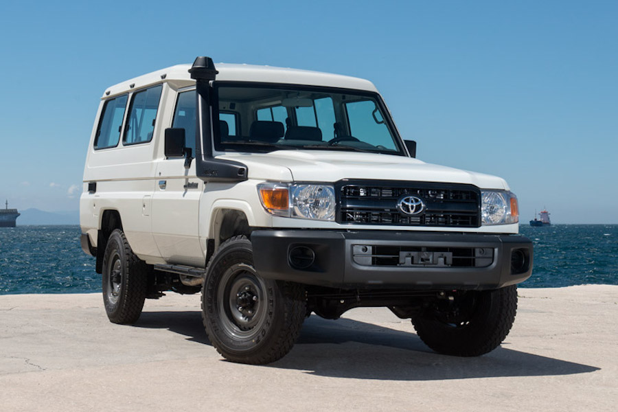 Toyota LandCruiser 78 Series